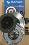SKODA SUPERB 2.0 TDI SMF FLYWHEEL, SACHS CLUTCH, SLAVE BEARING & ALL BOLTS